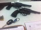 Suspeitos de assaltos no Agreste são presos na PE-270 após denúncia