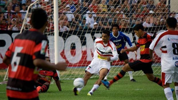 Decisão da Copa Piauí 2012 - River-PI e Flamengo-PI (Foto: Neyla do Rêgo Monteiro )