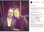 Sean Ono Lennon publica foto ao lado de Stella McCartney