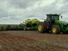 Falta de chuva compromete o plantio de grãos nas principais regiões