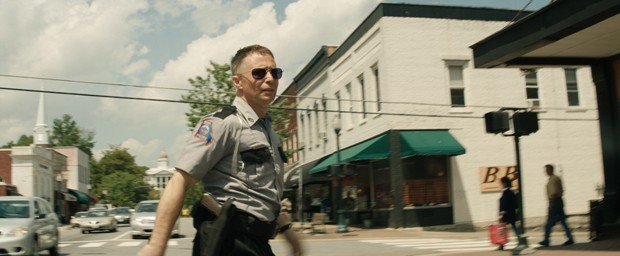 Sam Rockwell em Três Anúncios para um Crime (Foto: Divulgação)