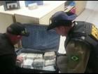 Polícia Rodoviária Federal apreende US$ 2,4 milhões com casal em MS