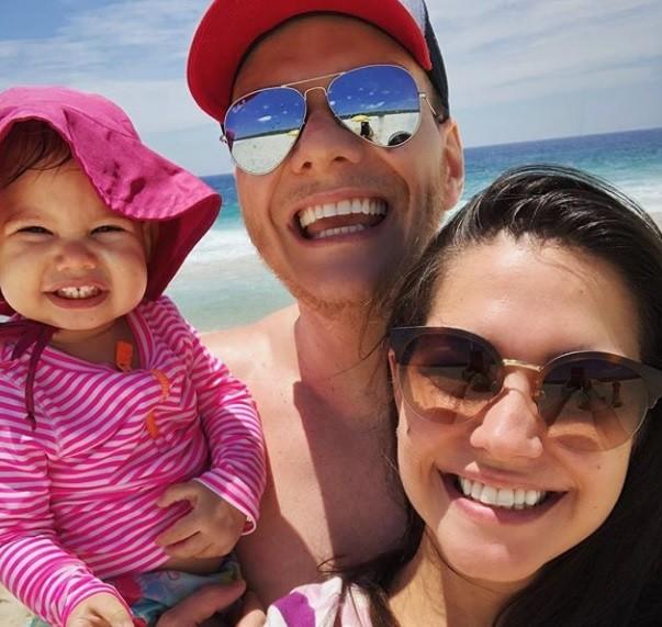 Familia feliz (Foto: Instagram)