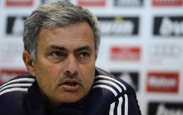 josé mourinho real madrid (Foto: AFP)