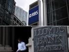 RBS e Lloyds ameçam se mudar em caso de independência da Escócia
