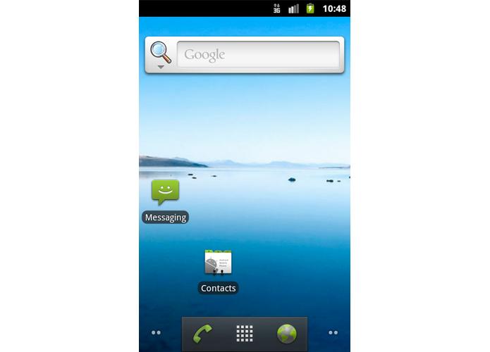 Android Gingerbread (Foto: Divulgação)