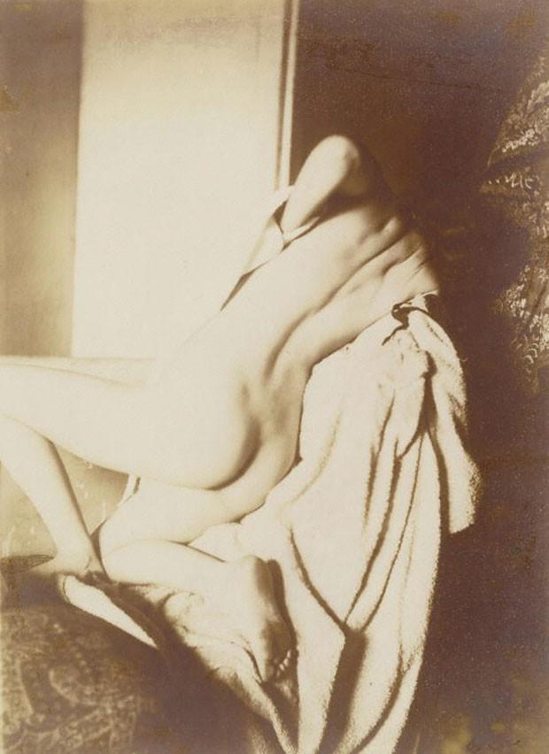 'Depois do banho, mulher secando suas costas', de 1896, feita pelo francês Edgar Degas (Foto: Cortesia/Getty's Open Content Program)