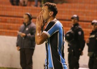 Bobô Grêmio desespero  (Foto: Eduardo Moura/GloboEsporte.com)