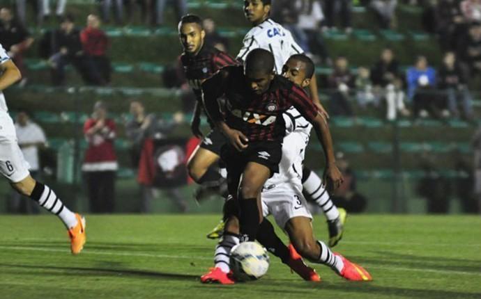 Atlético-PR Corinthians (Foto: Divulgação/ Site oficial do Atlético-PR)