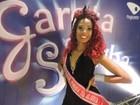 Representante da MUG é eleita Garota do Samba