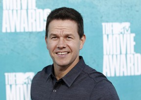 Mark Wahlberg no MTV Movie Awards (Foto: Reuters/ Agência)