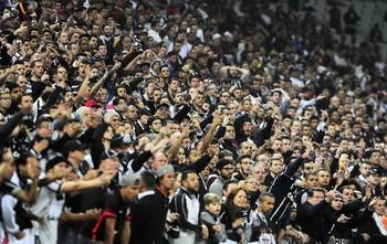 Corinthians x Cruzeiro - torcida Corinthians (Foto: Marcos Ribolli)