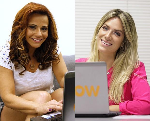 vivi e gio (Foto: The Voice Brasil/Gshow)