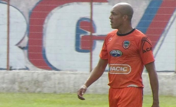 Triguinho Manthiqueira (Foto: Leandro Oliveira/ Na Gaveta Esportes)