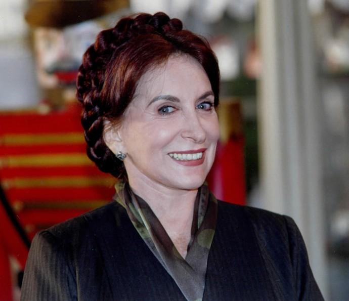 Em 'Era uma vez...', Tereza Rachel interpretou Berta (Foto: Globo)