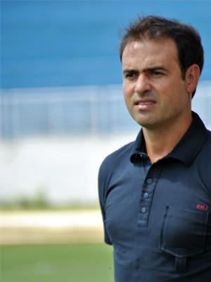Sidney Moraes deixa o Boa Esporte após 88 jogos (Foto: Lucas Magalhães)