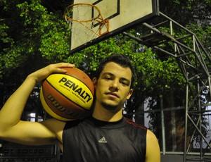 Basquete - Diocesano - Olimpíadas Escolares - Rodrigo (Foto: Renan Morais/GLOBOESPORTE.COM)