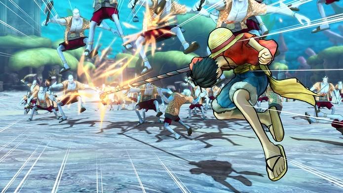 One Piece Pirate Warriors 3 (Foto: Divulgação/Bandai Namco)