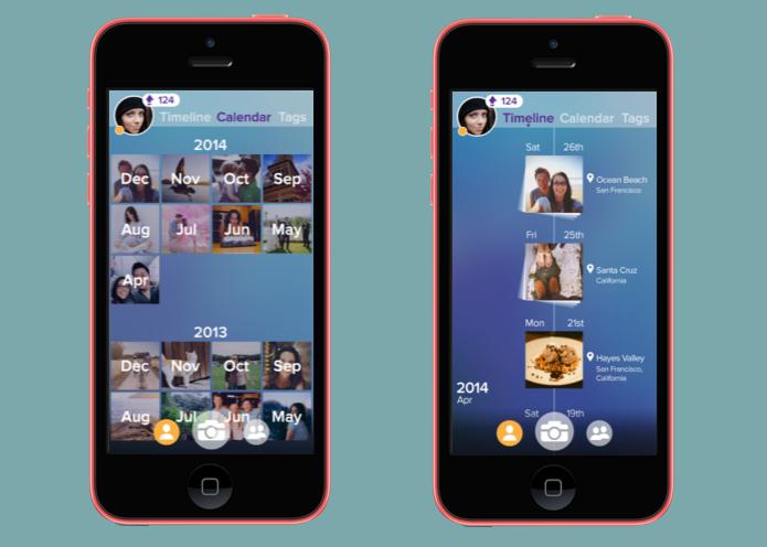 Trunx não contabiliza fotos e vídeos tirados pelo app (Foto: Divulgação)