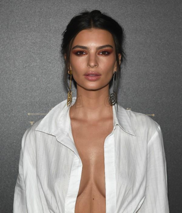 A modelo Emily Ratajkowski (Foto: Getty Images)