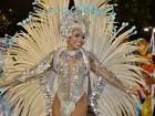 Veja as musas que desfilaram no segundo dia de desfiles da série A, no Rio