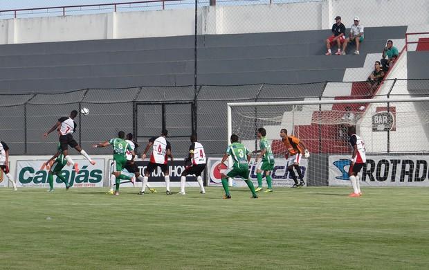 Corinthians-AL 2x1 Murici (Foto: Paulo Victor Malta / Globoesporte.com)