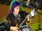 Baby do Brasil apresenta show pelos seus 60 anos no Sesc São José