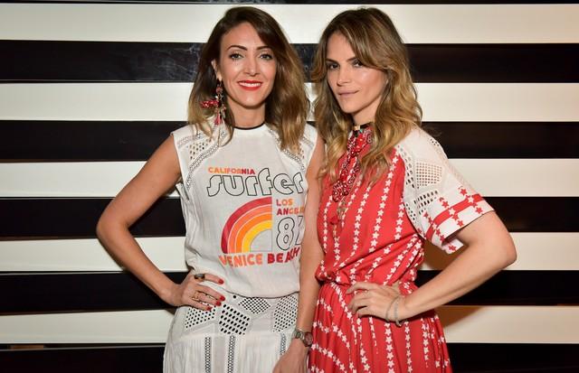 Maria Dolores e Juliana Jabour (Foto: Cleiby Trevisan / Divulgação)