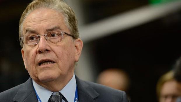 Paulo Rabello de Castro toma posse na presidência do Banco Nacional de Desenvolvimento (BNDES) (Foto: Fernando Frazão/Agência Brasil)