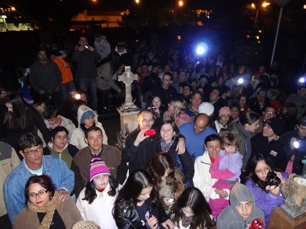 'Sarau Cemiterial' terá início às 20h com surpresas para frequentadores (Foto: Júlio Polli/Arquivo Pessoal)