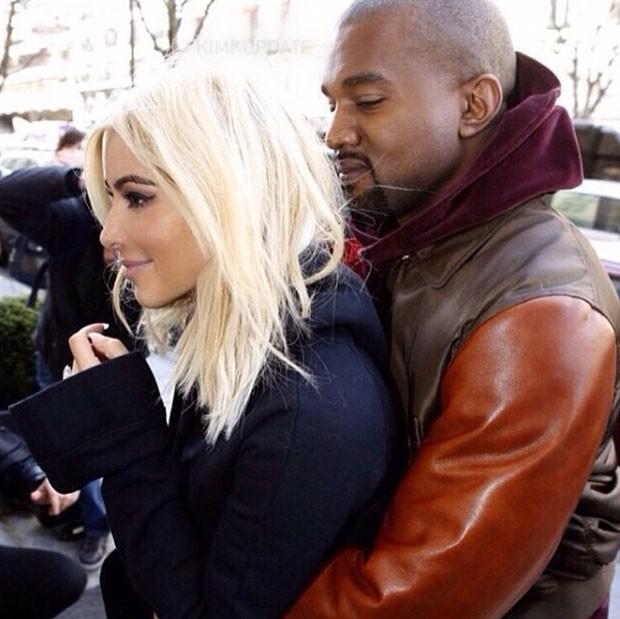 Kim Kardashian se declara para Kanye West
