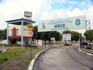 Universidade Estadual do Ceará (Foto: Divulgação/UECE)
