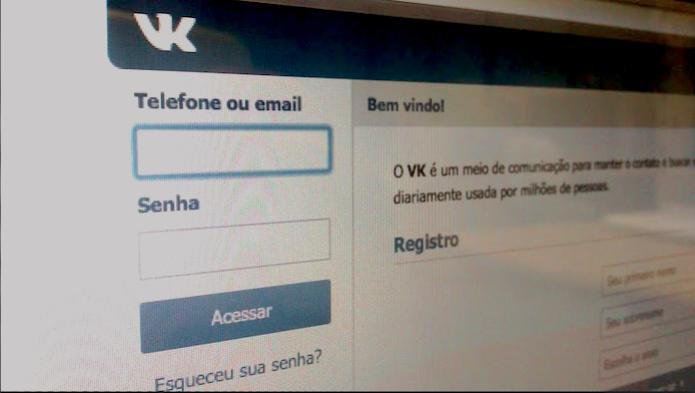 VK, rede social cresce e contrata funcionários que falam português para receber o Brasil (Foto: TechTudo/Melissa Cruz)