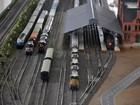 Estação Cultura sedia encontro de ferromodelismo em Campinas, SP