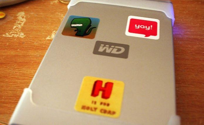 HD externo pode ser uma alternativa para salvar arquivos fora do computador (Foto: Creative Commons/Flickr/sunshinecity) (Foto: HD externo pode ser uma alternativa para salvar arquivos fora do computador (Foto: Creative Commons/Flickr/sunshinecity))
