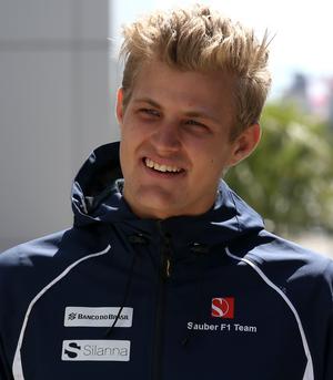 Marcus Ericsson ficou em último no 2º treino livre para GP da Rússia (Foto: Divulgação)
