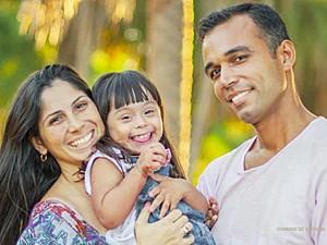Síndrome de Down (Foto: Ministério da Saúde/Divulgação)