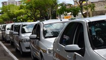 SMTT solicita reajuste de 14,68% para táxis (Marina Fontenele/G1)
