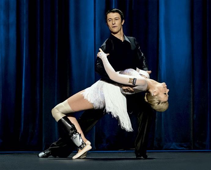Bailarina biônica