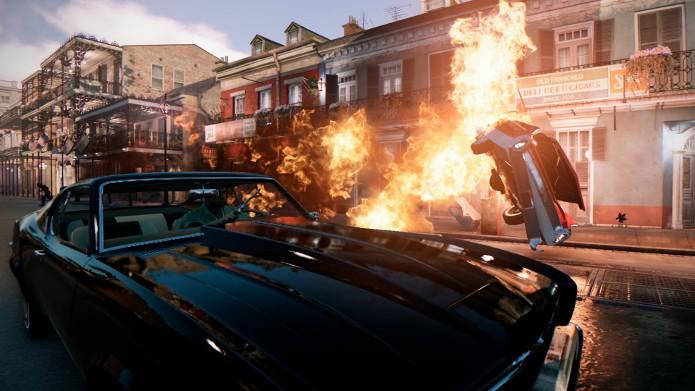 Enfrente muita ação em Mafia 3 (Foto: Divulgação/2K Games)
