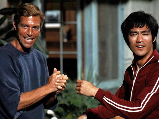 Bruce Lee em 'Longstreet' (Foto: Divulgação)