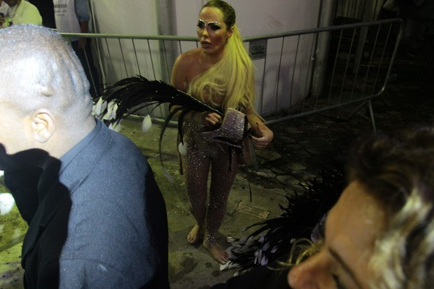 Ju Isen (Foto: Amauri Nehn/Brazil News)