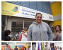 """Prefeitura do Rio batiza escola com o nome do judoca Rafael Silva, o """"Baby"""""""
