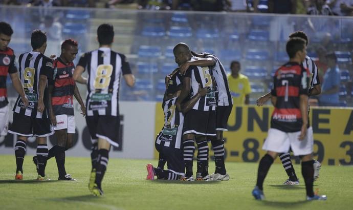 Ceará x Guarany de Sobral Campeonato Cearense PV (Foto: José Leomar/Agência Diário)