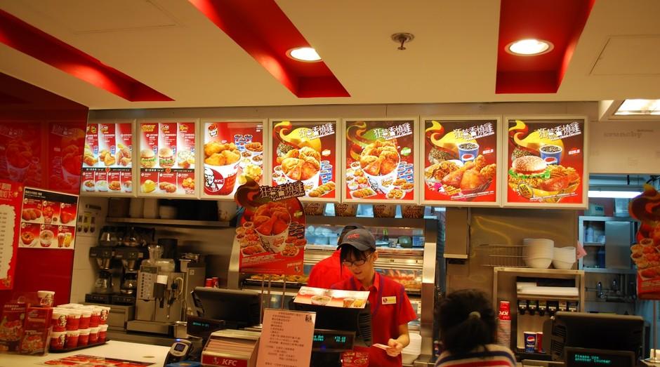 KFC de Hong Kong parou de usar carne brasileira (Foto: Photo Pin)