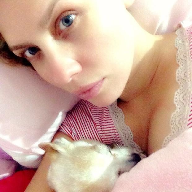 Ana Carolina Madeira (Foto: Instagram / Reprodução)