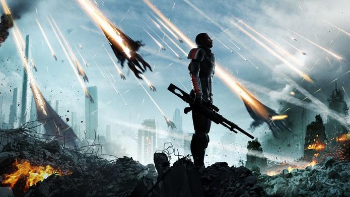 Mass Effect foi banido na Singapura (Foto: Divulgação/EA)