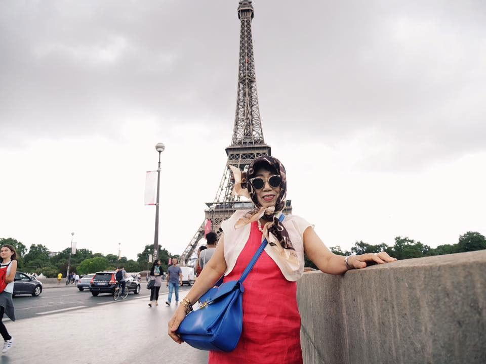 Korea Grandma: conheça a fashionista que é sensação no Youtube  (Foto: Divulgação)