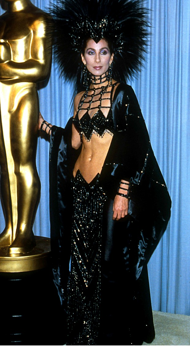 Cher 1986 (Foto: Getty Images)
