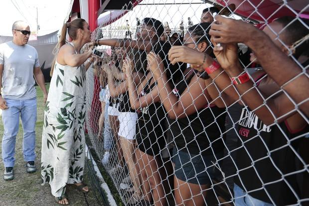 Ivete Sangalo (Foto: Rafael Cusato/Brazil News)